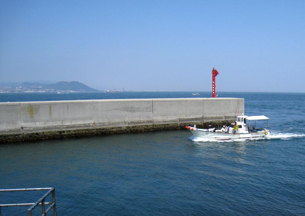 第7回釣りツアー(淡路島)