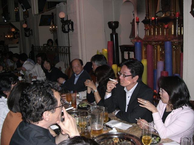 2008 第4回大同窓会 2次会&三次会