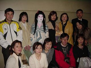 銀猫ちゃん、日舞 国立文楽劇場