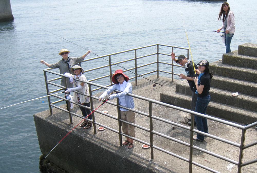 第6回釣りツアー(淡路島)