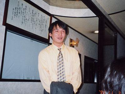 1996 第1回同窓会