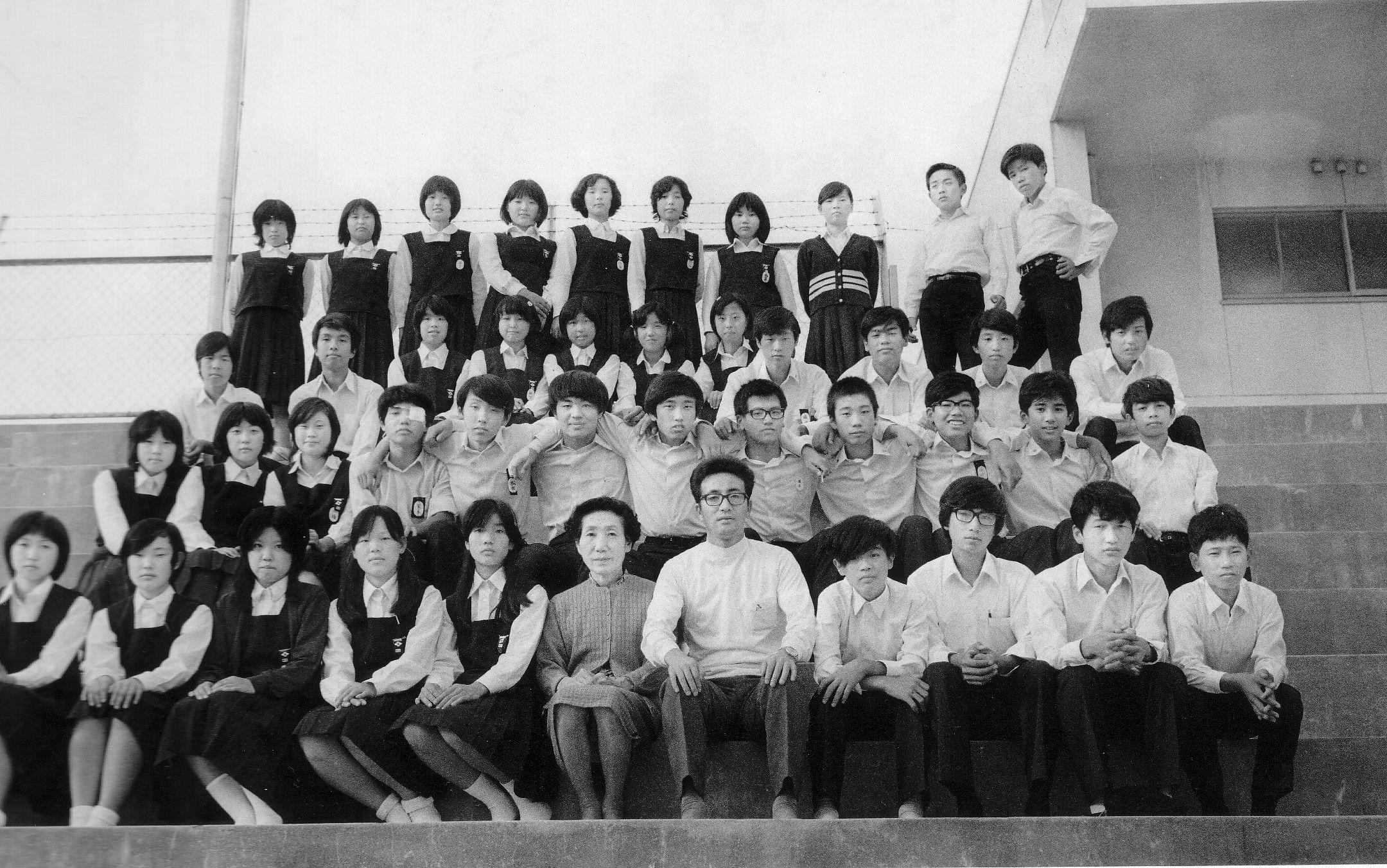 3年5組 松林学級