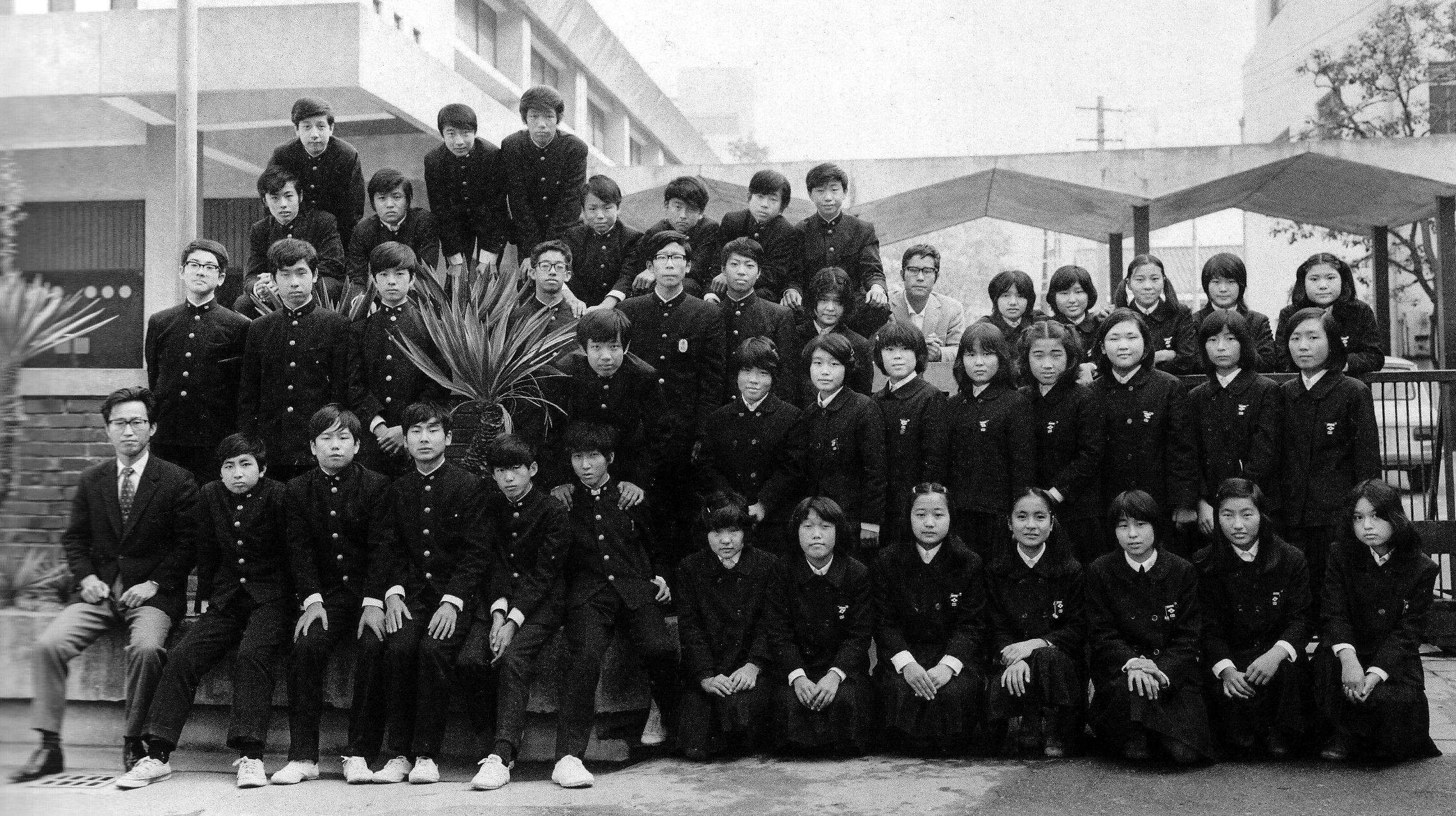3年8組 勝島学級